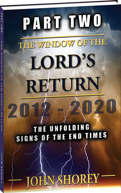 Part Two The Window of the Lord's Return, a book by John Shorey